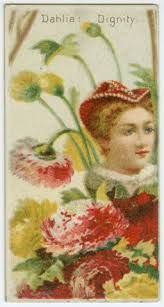 Image result for language of flowers victorian