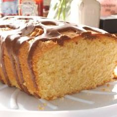 Vanilla Madeira cake @ allrecipes.co.uk