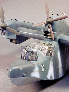 Reccemaritime on German Aircraft of WWII - Blohm und Voss Bv 138
