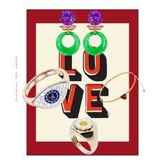 Manual de estilo: tus joyas serán arty o no serán Mood Boards, Group, Jewelery