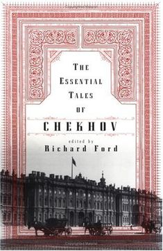 The Essential Tales of Chekhov (Jul 1, 2000) Courtesy of The Book Cover Archive