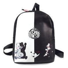 Totoro Backpack, Men's Backpack, Otaku, Cosplay Outfits, Anime Outfits, Danganronpa Monokuma, Danganronpa Merch, Kawaii Shoes, Computer Backpack