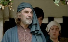 Richard II: David Suchet as York. When you watch a Shakespeare play, watch (and listen to) the old guys.