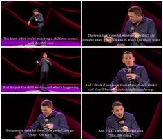 Jon Richardson - Parenting