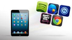 Ứng Dụng Đỉnh Dành Cho iPad 2012