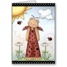 Get Well greeting card