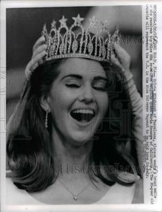 Sylvia Hitchcock, Miss USA 1967 (Alabama)...went on to be Miss Universe 1967