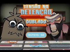 O Incrivel Mundo de Gumball ➜  Tensão na Dentenção