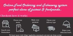 Smart eat the clone of just eat which holds the striking features for the sellers and buyers to experience new way of food ordering. Smart eat with its native apps will make your food ordering model a best option around your end-users.
