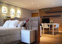 Apartamento pequeno: 7 dicas de decoração para ampliar os ambientes - Casa