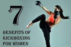 Benefits of Kickboxing for Women