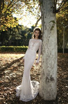 Stunning and elegant dress from Berta Bridal!  wonderwed.de #bride #wedding #dress