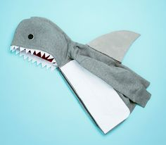 Hmm, dare I try it? Or buy the $79 one on amazon?!   How To: Make a Shark