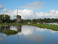 Ambachtsmolen-Alkmaar - Lijst van windmolens in Nederland - Wikipedia