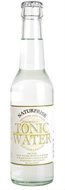 Tonic and Ginger Beer from Naturfrisk