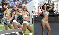 14 Sept. Jacksonville Jaguars cheerleaders to perform at Fulham v West Brom