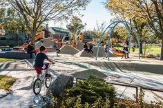 Riis Park Playground Design in Chicago