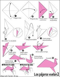 web de origami