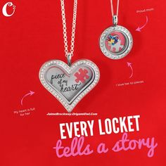 Origami Owl New Piece of my Heart Plate