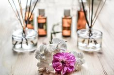 Aromaterapia: Uma Opção para Melhorar seu Dia