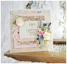 Scrap & Craft: Life is a journey