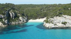 Menorca Island Tourism in Spain Menorca Villas, Menorca Beaches, Lonely Planet, Best Beaches In Europe, Backpacking Spain, Spain Culture, Spain Holidays, Free Vacations, Balearic Islands