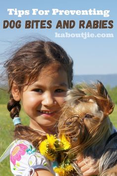 Injuries caused by dog bites can be severe - if you have a child preventing dog bites and rabies is essential if you have a dog as a pet. #Dogs #DogBite #DogSafety #Parenting #Rabies #Pets