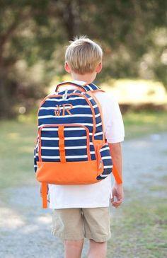 Line Up Boys Backpack