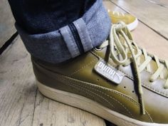 PUMA British Millerain Stepper Luxe