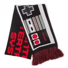 Echarpe Nintendo NES