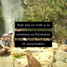 Deja que la #vida y la #aventura te sorprendan en #Filobobos   ☎️OFICINA 01[229] 1508316 📲 WHATSAPP 2291476029 📬 EMAIL turismoenveracruz@gmail.com  🌎http://www.filobobos.com #rafting #hospedaje #vacaciones #turismo #Veracruz #descensoenrio