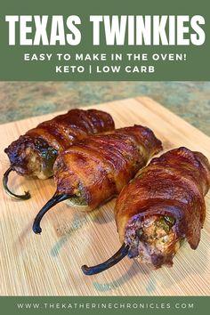 How to Make Texas Twinkies | Keto Recipe | Low Carb Recipe | Jalapeño Poppers | Texas Twinkies | Armadillo eggs | Grill Recipe | Smoker Recipe | Traeger Recipe | PitBoss Recipe | BBQ recipe | Barbecue Recipe | Jalapeno recipe | #keto #grill #smoker #recipe #lowcarb