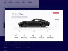 Car Website Concept