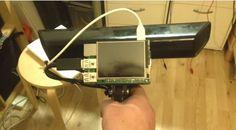 Toujours à la recherche de l'innovation, Mario Lukas développe un scanner 3D portable basé sur deux objets bien connus : un Raspberry Pi 2 et un Kinect. C'est sûr qu'il faut être un peu bricoleur, mais en y mettant du cœur, nous pouvons nous aussi fabriquer un scanner 3D.