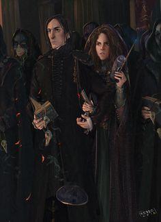 Severus Snape, Hermione Granger, Otp, Hogwarts, Beautiful, Instagram, Style, Fashion, Swag