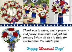 Have a safe Memorial Day weekend!