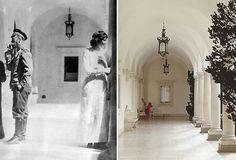 Grand Duchess Tatiana at Livadia Palace