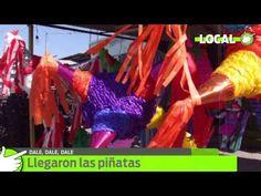 ▶ Piñatas navideñas - YouTube