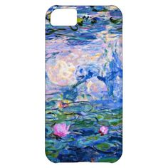 Monet: Water Lilies 1919 Case For iPhone 5C