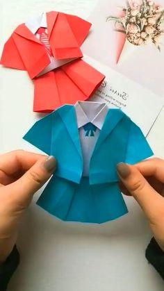 #diy #paper #crafts #make #gift #awesome #fashion #art #handmade#ABHIJEET KALEKAR Paper Crafts Origami, Diy Crafts For Gifts, Paper Crafts For Kids, Creative Crafts, Diy For Kids, Paper Bag Crafts, Paper Flowers Craft, Creative Decor, Fabric Crafts