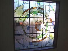 vitral moderno para residência particular http://www.castelvitrais.com.br/