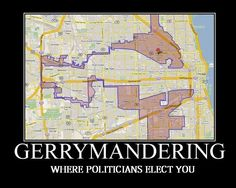 Here's the Top 5 Worst Gerrymandered Districts