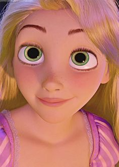Hiccup is not the only one who has freckles