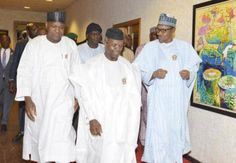 Welcome to NewsDirect411: President Buhari Had Dinner With Members Of House ...