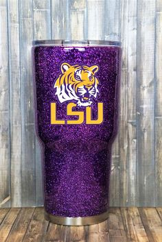 My New Yeti Cup Geaux Tigers Geaux Tigers