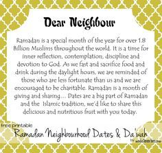 A date with the Neighbours