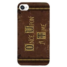 Case Once Upon a Time Livro (Iphone/Galaxy/Moto G)