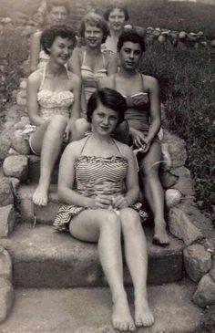 vintage | women | 1940s | vintage gals