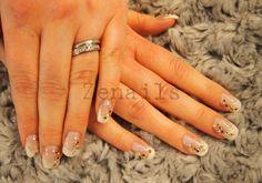 Swarovski crystals Professional Nail Art, How To Do Nails, Gel Nails, Swarovski Crystals, Nailart, Finger, Nail Designs, Gel Nail, Fingers