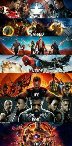 Watch Avengers: Infinity War (2018) putlocker today